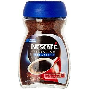 Nescafé sélection décaféiné 50g