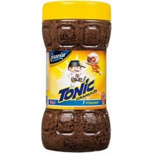 Chocolat tonic granulés ivoria 400g