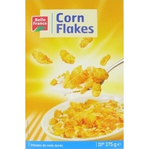 Belle france céréales corn-flakes 375g