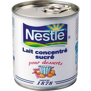 Nestlé lait concentré sucré 397g