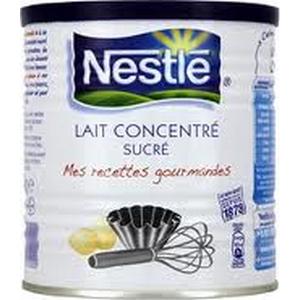 Nestlé lait concentré sucré 1kg