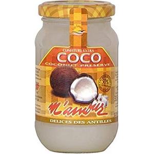 Confiture de coco m'amour 325g