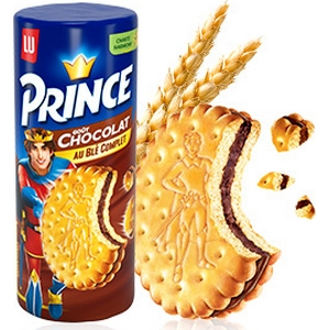 Lu prince chocolat 300g