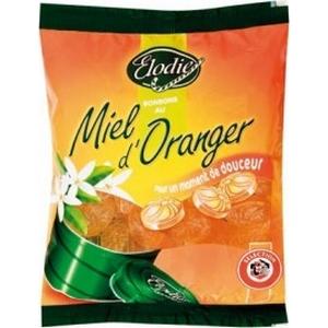Bonbons au miel d'oranger élodie 200g