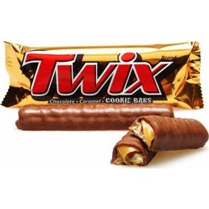 Twix barre 58g