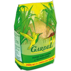 Sucre de canne gardel 1.5kg