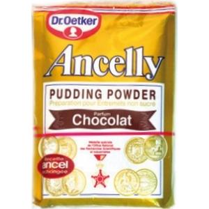 Ancelly pudding chocolat x 4