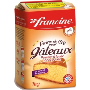 Farine à gateaux francine 1kg