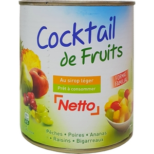 Netto cocktail de fruits 4/4