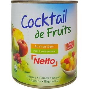 Netto cocktail de fruits 4/4