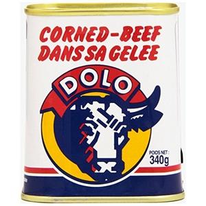 Dolo corned beef 340g