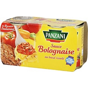 Panzani sauce bolognaise 2x190g