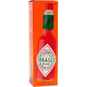 Tabasco sauce pimentée 57ml