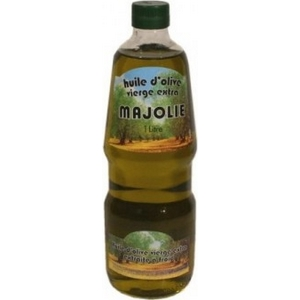 Huile d'olive extra vierge majolie 1l