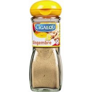 Cigalou gingembre moulu 35g