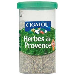 Cigalou herbes de provence 40g