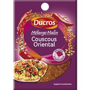 Mélange malin couscous oriental ducros 20g