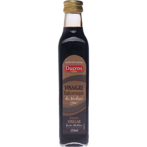 Ducros vinaigre balsamique 250ml