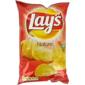 Lays chips nature 75g