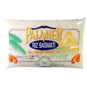 Riz palmier basmati 1kg