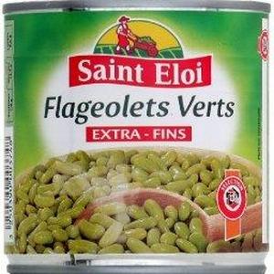 Saint éloi flageolets verts extra-fins 1/2