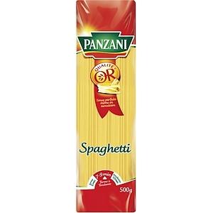Panzani pâtes spaghetti 500g