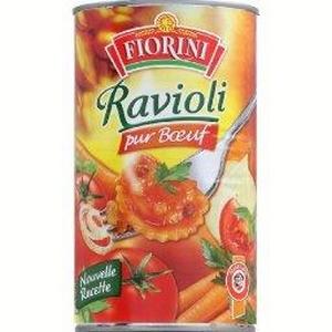 Fiorini ravioli pur bœuf 1/2 400g