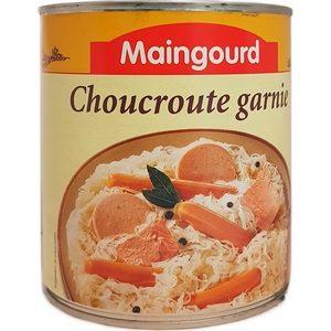 Maingourd choucroute 4/4