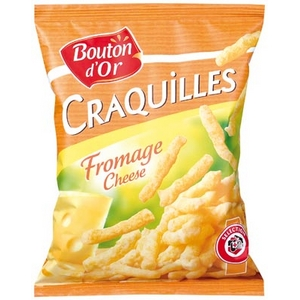Bouton d'or craquilles fromage 90g