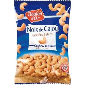 Bouton d'or noix cajou 125g