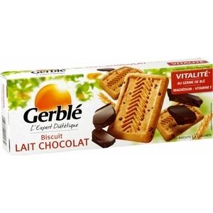 Gerblé biscuit lait chocolat 210g
