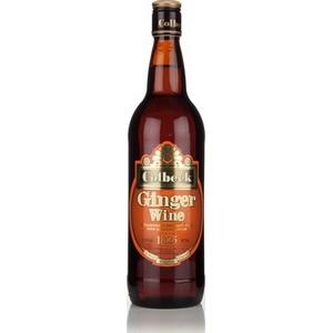 Liqueur colbeck ginger wine 70cls