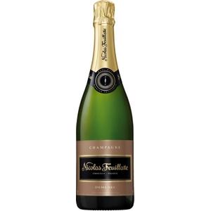 Champagne Nicolas Feuillate 1/2 sec 75cl