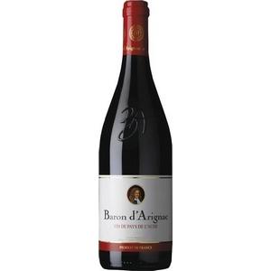 Vin rouge baron d'arignac 75cl