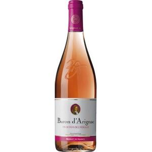 Vin rosé baron d'arignac 75cl