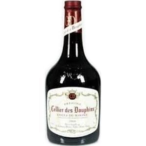 Vin rouge côtes du rhone prestige cellier des dauphins 75cl