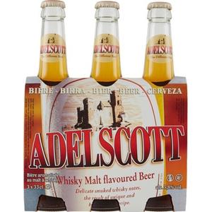 Bière adelscott blle 3x33cl 5,8% vol.