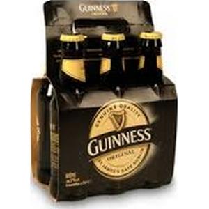 Bière guinness blle 6x33cl