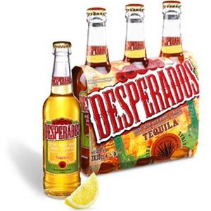 Bière despérados classique blle 3x33cl