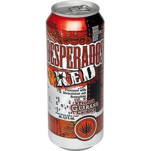 Bière despérados red, canette 50cl