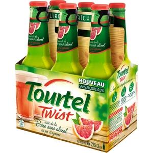 Tourtel twist au jus d'agrume 6x27.5cl