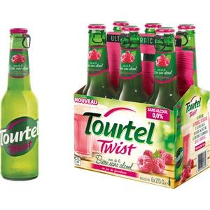Tourtel twist framboise 6x27,5cl
