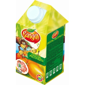 Banga jus multifruit 50cl