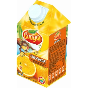 Banga jus d'orange 50cl