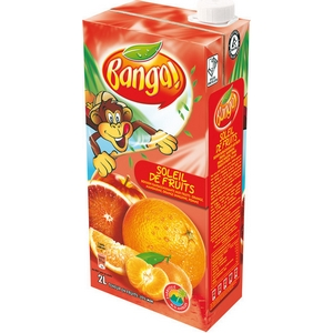 Banga jus soleil de fruit 2l
