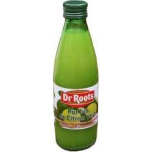 Pur jus de citron vert dr roots 250ml