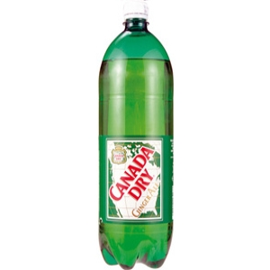 Canada dry 2l