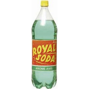 Royal soda anis 2l