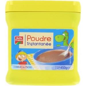 Belle France chocolat en poudre 450g