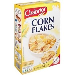 Chabrior céréales corn-flakes 375g